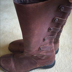 Merrell Brown Size 10 Polartec Waterproof Boots
